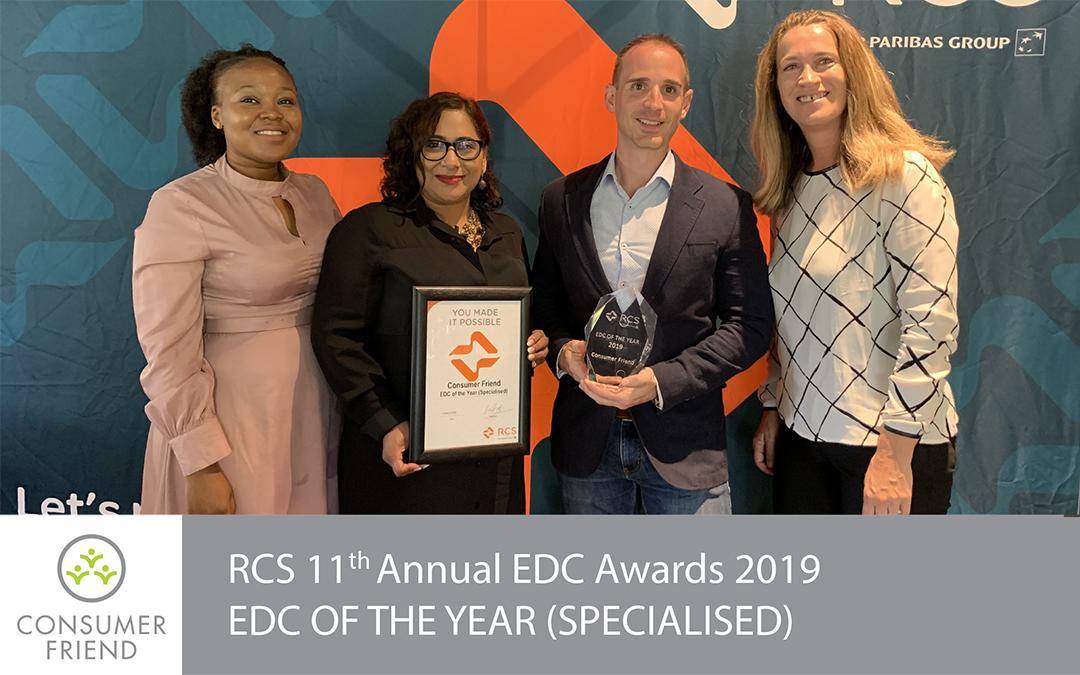 RCS 11th Annual EDC Awards 2019 EDC of the Year